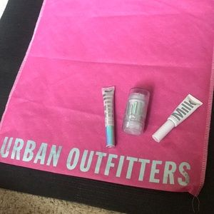 Milk makeup and urban outfitters bag